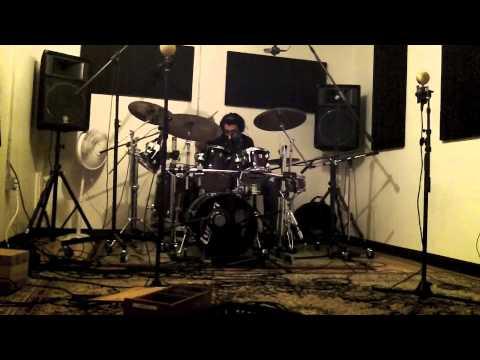 Charles Wiley - Amadeus Drum Recording