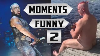 Funny moments Rammstein 2
