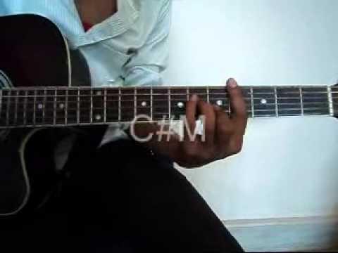 abhi kuch dino se guitar chords - YouTube