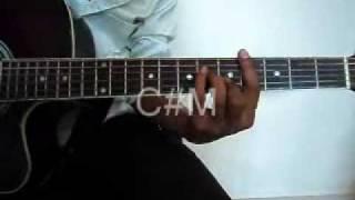 abhi kuch dino se guitar chords