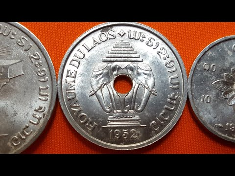Coins of Laos