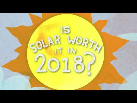 Is Solar Worth It In 2018? By Chartered Engineer Finn Peacock (ex-CSIRO)