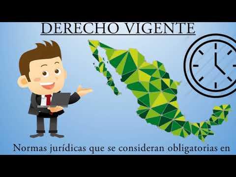 2.3 Derecho positivo y Derecho vigenteиз YouTube · Длительность: 3 мин4 с