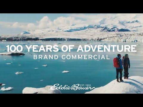 100 Years Of Adventure | Eddie Bauer