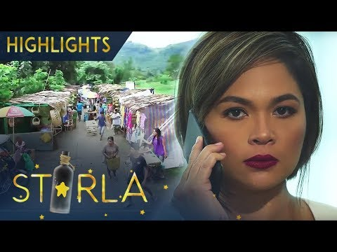 Teresa is determined to get Barrio Maulap | Starla