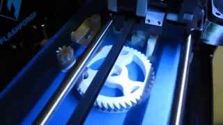 flashforge creator pro printing parts for my prusa i3v