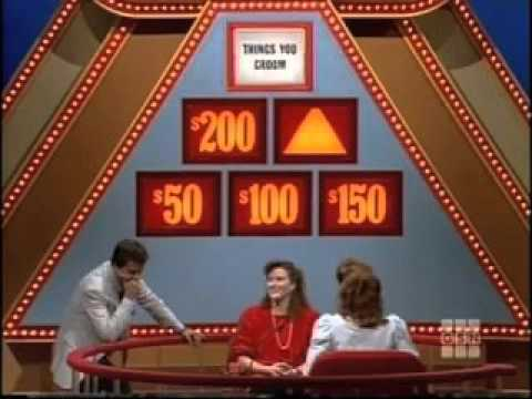 Hilarious But Illegal Clue on The $25,000 Pyramid