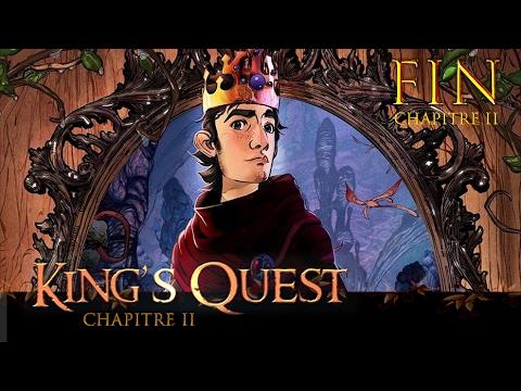 King's Quest Chapitre 2 - FIN - C'est dans les vieilles peaux...