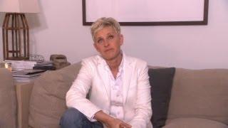 Ellen Dedicates Her Show to Newtown, CT