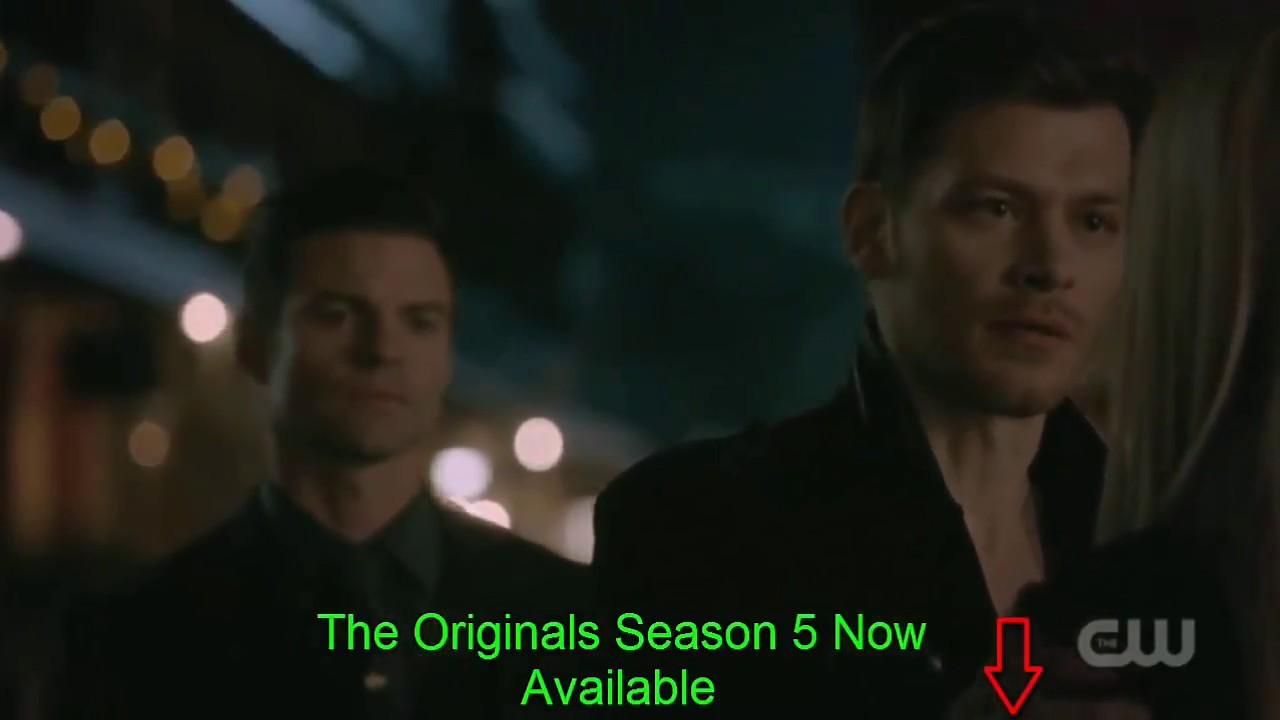 Download The Originals 5x13 Death Of Klaus & Elijah || Season Finale