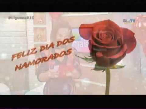 O amor está no ar na RICTV Record Itajaí   3
