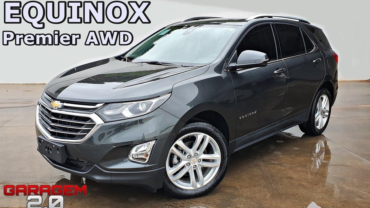 Chevrolet Equinox Premier 2 0 Turbo Awd Um Suv De Respeito Youtube