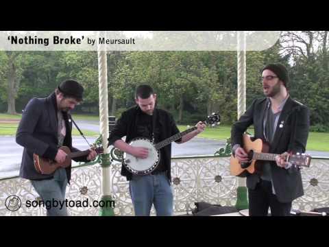 Meursault - Nothing Broke (Bandstand Session)