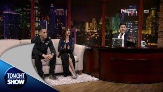 Tonight Show  - Perjalanan cinta Ganindra Bimo dan Andrea Dian