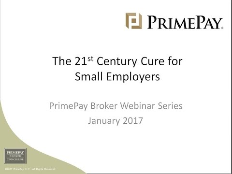 QSEHRA The 21st Century Cure for Your Small Employers