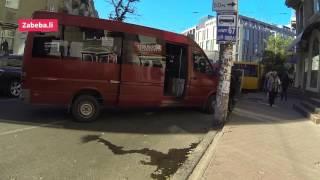 видео Транспорт - Автобусы  - Днепропетровск
