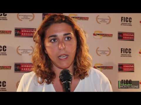 Francesca La Mantia al Premio Villanova Monteleone 2016