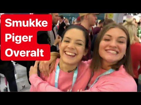 Vlog - Smukke Piger Overalt- Fitness Festivallen Stockholm Sverige