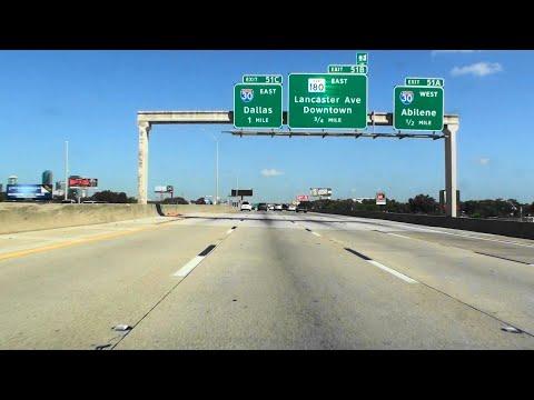 I-35 FORT WORTH, TEXAS, USA
