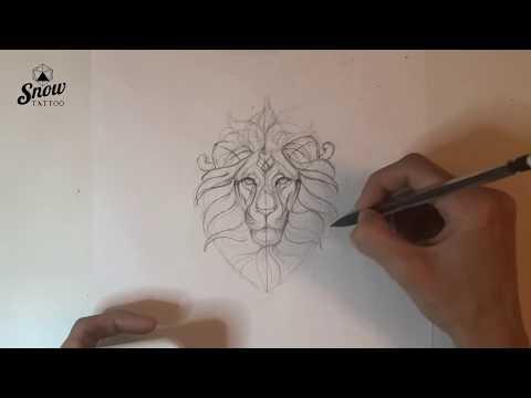 Snow Tattoo New York, Tattoo Timelapse - Sarah Gaugler of Snow Tattoo