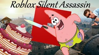 Roblox Silent Assassin - France Ake Assassin Fantôme