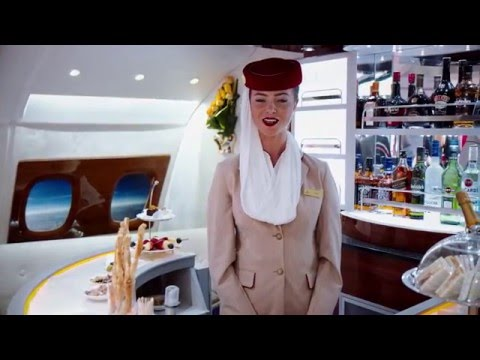 Emirates 'Infinite Possibilities' Stand Tour | Emirates Airline