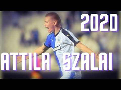 Attila Szalai 2020 I Welcome To Fenerbahçe I Skills & Assists