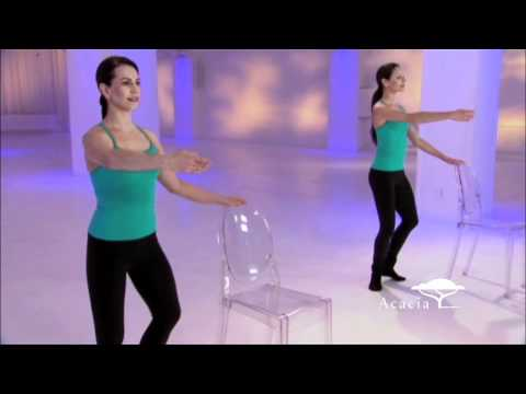 A segment from X-tend Barre: Lean and Chiseled