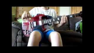 How To Play Intro~ Paralyzer Finger Eleven