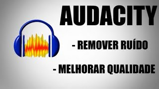 como remover ruido do video