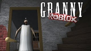 ROBLOX: Granny - Granny Doesn't Like Visitors [Xbox One Gameplay, Procédure pas à pas]