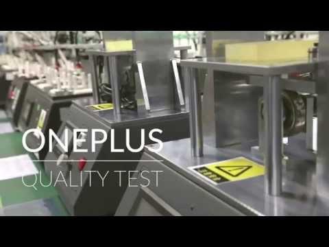 OnePlus Quality Test