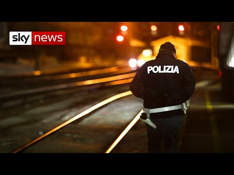 Austria Stops Italian Train At Border Over COVID-19 Fears