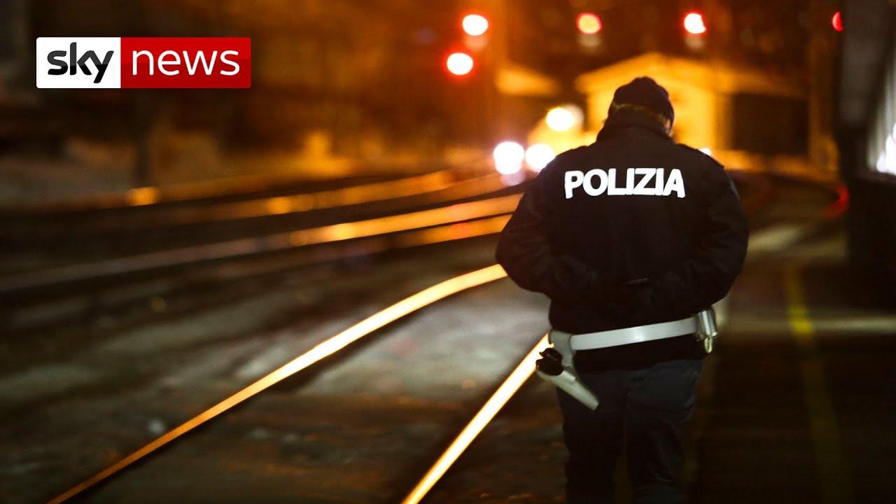 Austria stops Italian train at border over COVID-19 fears