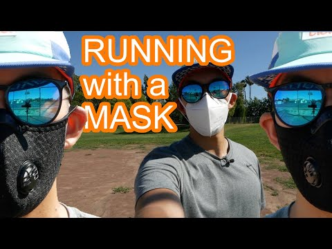 6 Running Masks �� Can you run with a mask on?