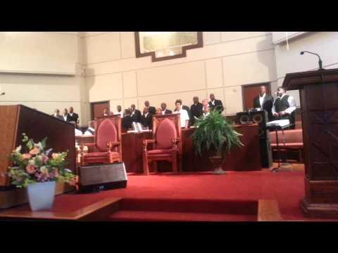 First Calvary Baptist Church's Male Chorus