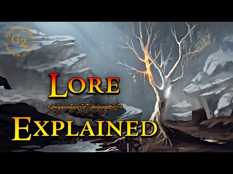 The White Trees Of Middle-Earth - Lord of the Rings Lore