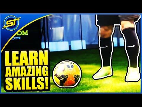"Football Skill Tutorial #12 ""The Magista"" ★ Ronaldo/Messi/Neymar Skills (How To Do)"