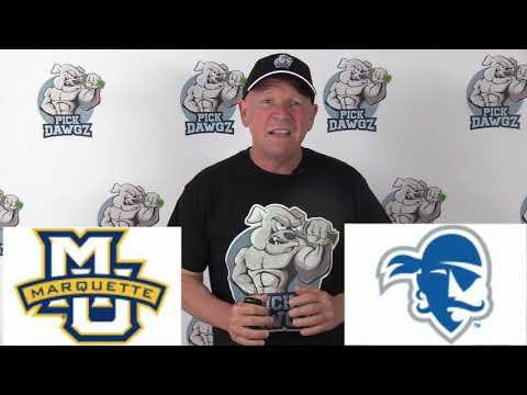 Seton Hall vs Marquette 3:12:20 Free College Basketball Pick and Prediction CBB Betting Tips