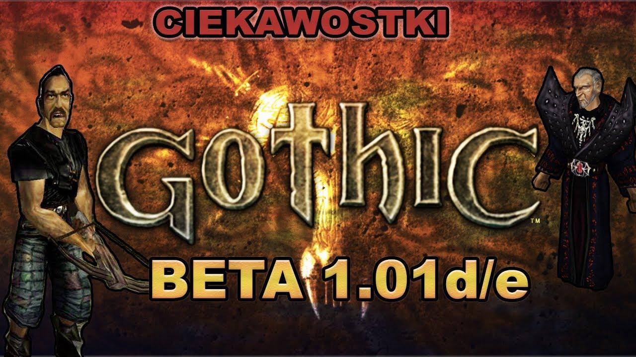 Gothic 1 beta v1.01d/e - Nieznane ciekawostki ze świata Gothica - Usunięty Content