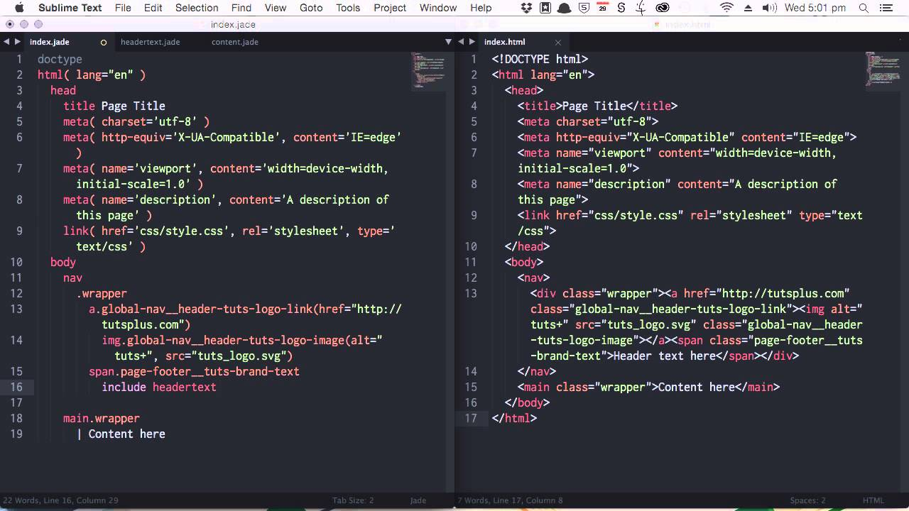 Top-Speed HTML Development With Jade: Top-Speed HTML and Easy ...