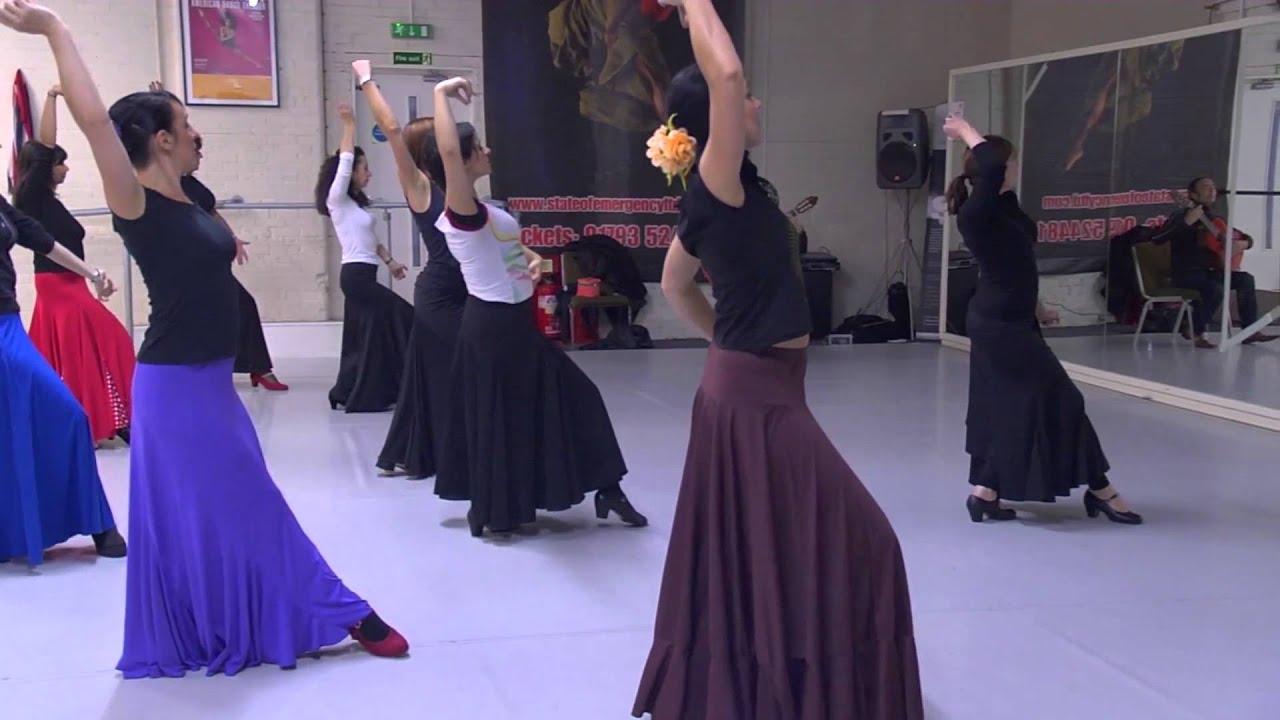 Ana Garcia - Flamenco Birmingham - Documentary short version
