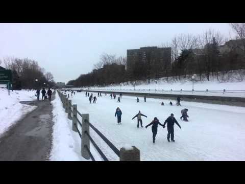 Canal Rideau - Ottawa / IRIS Immigration