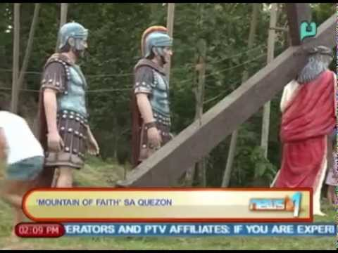 News@1: 'Mountain of Faith' sa Macalelon, Quezon