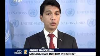 Madagascar's Rajoelina vague over Ravalomanana's return.