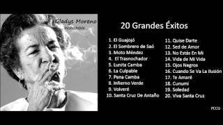 Download Gladys Moreno - 20 Grandes Éxitos Enganchados - Mix de Gladys Moreno - Folklore Boliviano MP3 song and Music Video