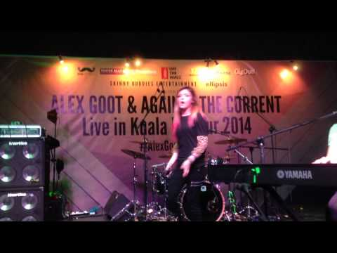 Against The Current & Alex Goot - Good Time Mashup