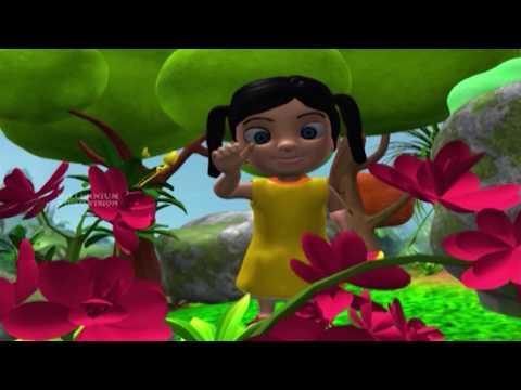 Manikkutty | അഹങ്കാരി വലിയ മീന് | മണിക്കുട്ടി | Malayalam Latest Kids Animation Story