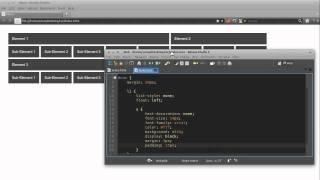 Создание выпадающего меню (CSS, JQuery)