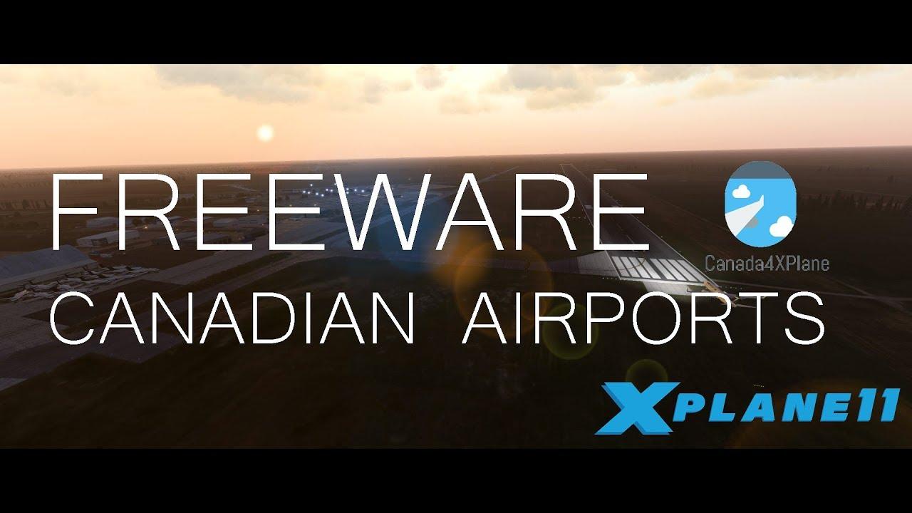CANADA4XPLANE - Home